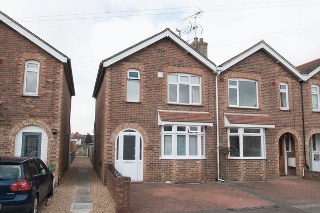 Thumbnail Terraced house for sale in Ormonde Avenue, Chichester