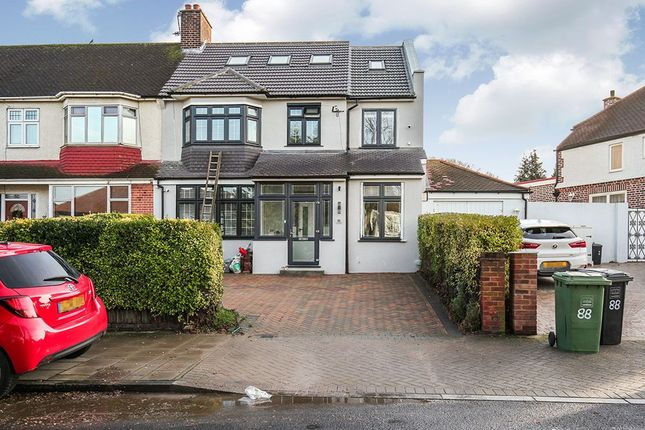 Thumbnail Semi-detached house to rent in Horncastle Road, London