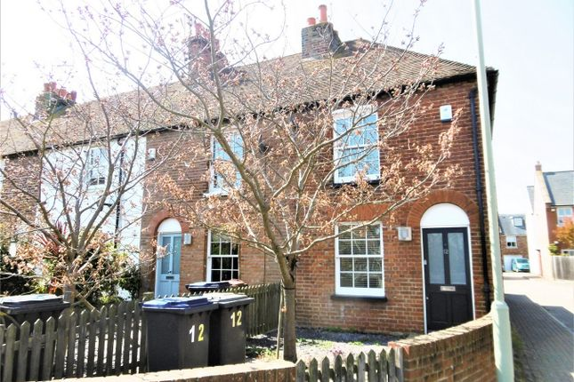 2 bed end terrace house to rent in Borstal Hill, Whitstable, Kent CT5