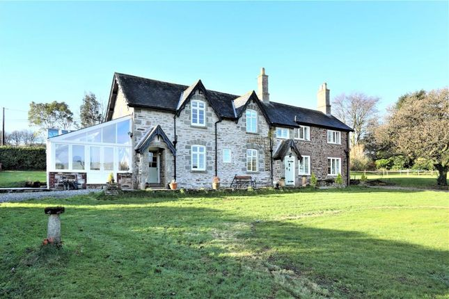 Thumbnail Detached house for sale in Bickleigh, Plymouth
