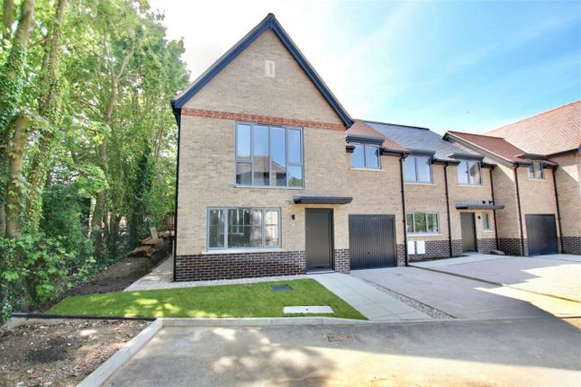 Thumbnail End terrace house for sale in Chantry Gardens, Churchgate Street, Old Harlow, Essex
