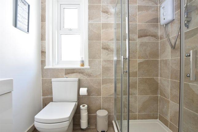 Shower Room of Cambridge Gardens, Hastings TN34