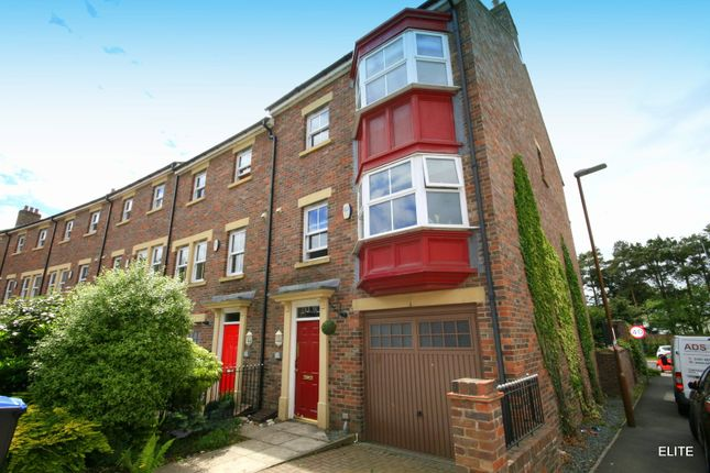 Thumbnail Town house to rent in Dalton Crescent, Durham