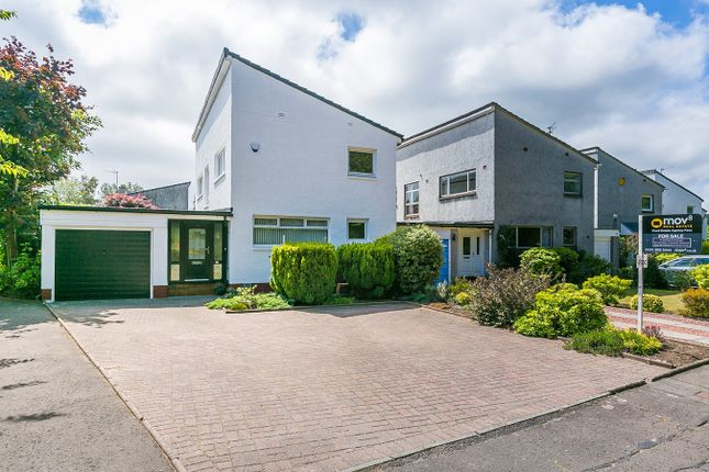 Thumbnail Link-detached house for sale in Strathalmond Green, Barnton, Edinburgh
