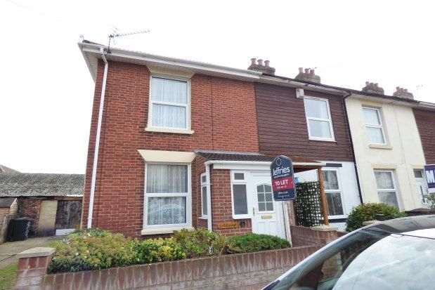 Thumbnail Property to rent in Bedford Street, Gosport