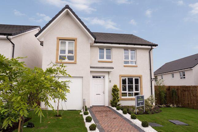 "Thumbnail Detached house for sale in ""Craigievar"" at Kirkton North, Livingston"