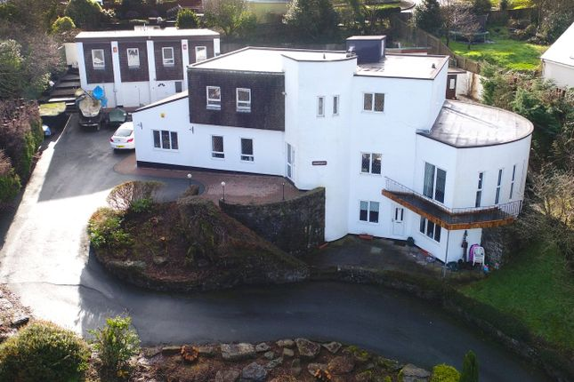 Thumbnail Detached house for sale in Highpoint House, Sandy Hill Road, Saundersfoot, Pembrokeshire
