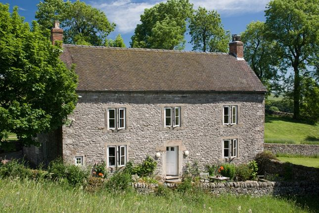 Thumbnail Country house for sale in Slade House Farm, Ilam, Ashbourne, Derbyshire