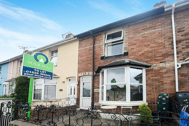 Thumbnail Property to rent in Forde Close, Newton Abbot