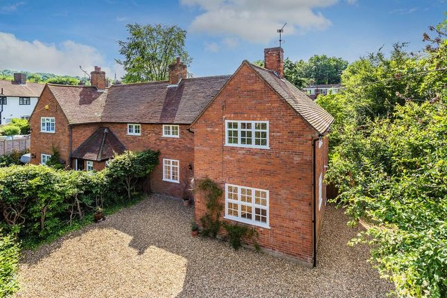Thumbnail Semi-detached house for sale in Bannisters Road, Onslow Village, Guildford