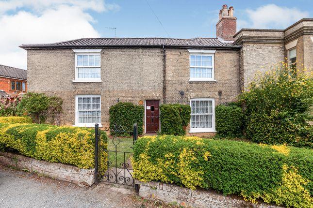 Thumbnail Semi-detached house for sale in Harleston, Norfolk