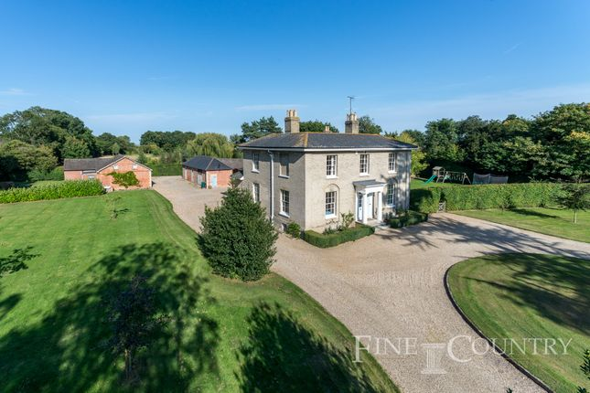 Thumbnail Detached house for sale in Colchester Road, Thorpe-Le-Soken, Clacton-On-Sea
