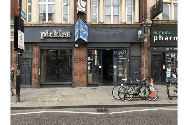 Thumbnail Retail premises to let in 43-45 Kingsland High Street, Dalston