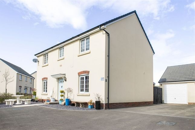 Thumbnail Detached house for sale in Shrewsbury Avenue, Monmouth