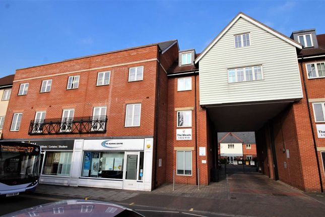 Thumbnail Flat for sale in Ongar Road, Brentwood