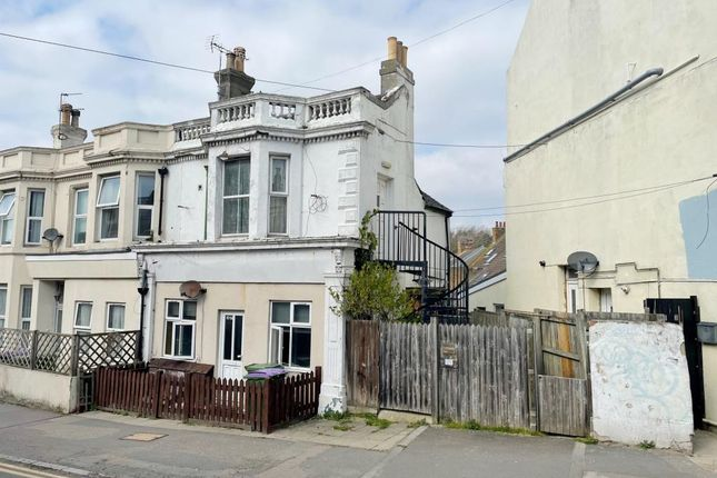 4 bed block of flats for sale in 101A Dover Road, Folkestone, Kent CT20
