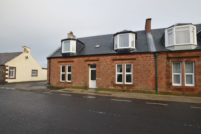 Thumbnail End terrace house for sale in 46 Montgomerie Street, Girvan