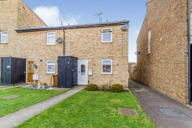 3 bed end terrace house for sale in Taswell Road, Rainham, Kent ME8