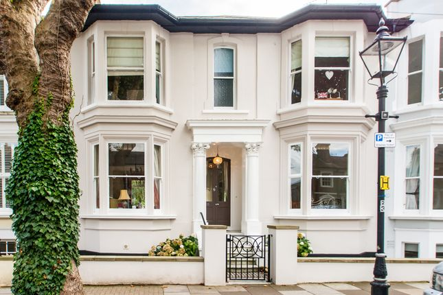 Thumbnail Terraced house for sale in Cambridge Road, Southend On Sea