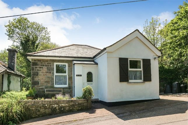 Thumbnail Detached bungalow for sale in Bolenowe, Troon, Camborne, Cornwall
