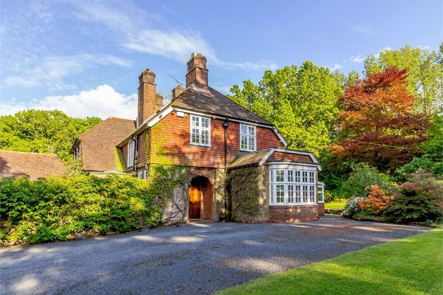 Thumbnail Detached house for sale in Wadhurst Road, Mark Cross, Crowborough, East Sussex