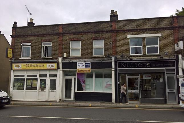 Thumbnail Retail premises to let in 57 Ongar Road, Brentwood, Essex