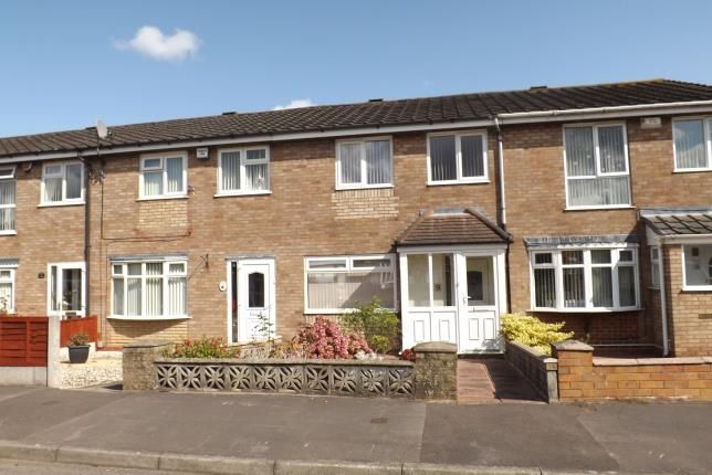 3 bed terraced house for sale in Kettlewell Way, Birmingham, West Midlands
