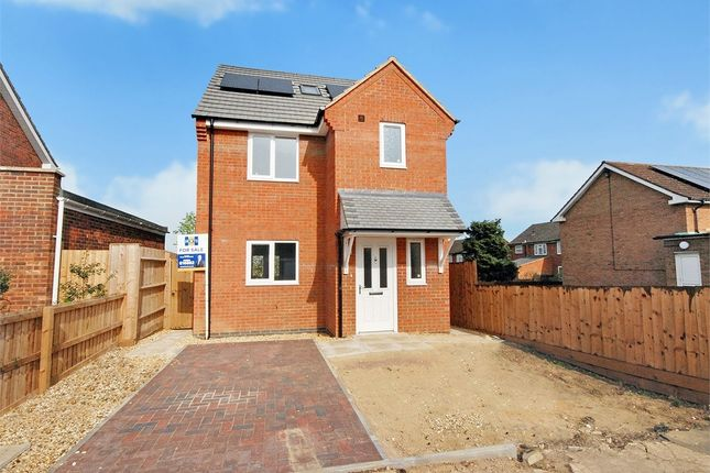 Thumbnail Detached house for sale in Thirlmere Avenue, The Headlands, Northampton