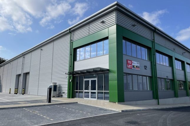 Thumbnail Industrial to let in Unit 12, Logistics City Luton, Kingsway, Luton, Bedfordshire