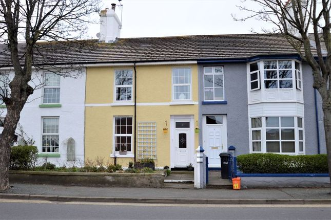 Thumbnail Terraced house for sale in Victoria Road, Prestatyn