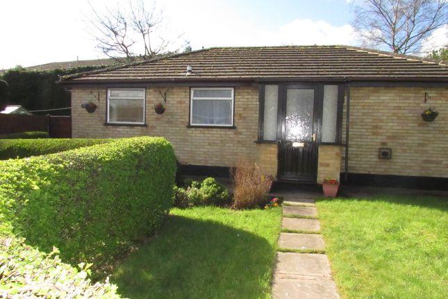 Thumbnail Detached bungalow for sale in Hampshire Drive, Sandiacre, Nottingham