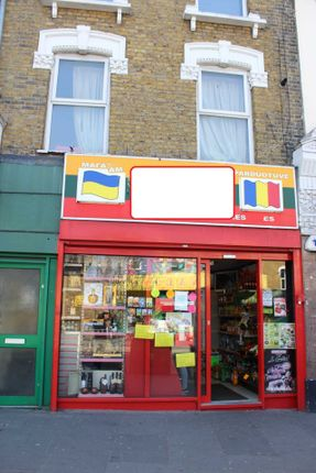 Thumbnail Retail premises for sale in High Road Leyton, London