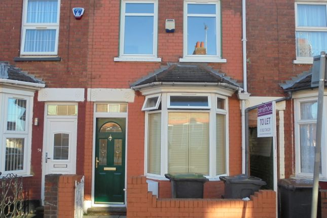 Thumbnail Terraced house to rent in Norman Road, Luton