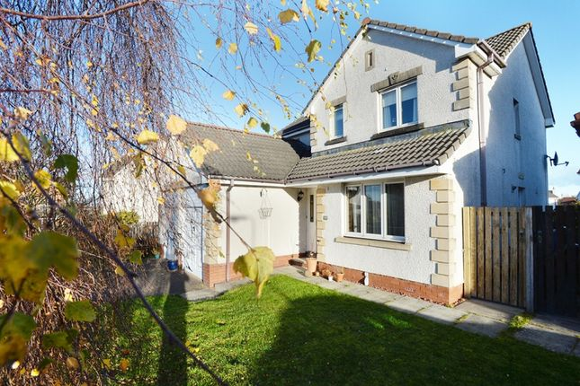Thumbnail Detached house for sale in Cypress Glade, Livingston, West Lothian