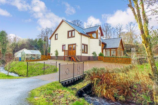 Thumbnail Detached house for sale in Glen Lonan Road, Taynuilt