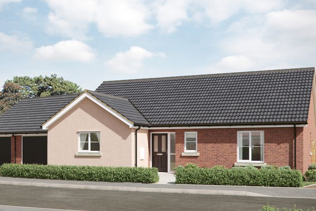 Thumbnail Bungalow for sale in Granger Close, Walsham Le Willows