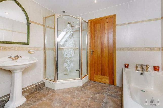 Family Bathroom of Belland Lane, Stonedge, Chesterfield, Derbyshire S45