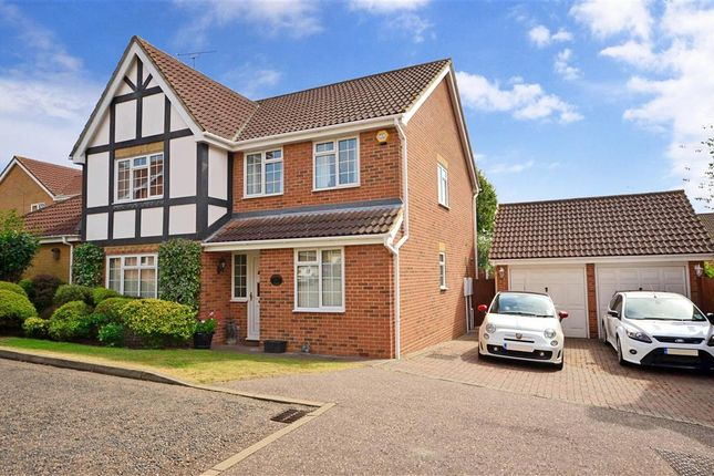 Thumbnail Detached house for sale in Cameron Place, Wickford, Essex
