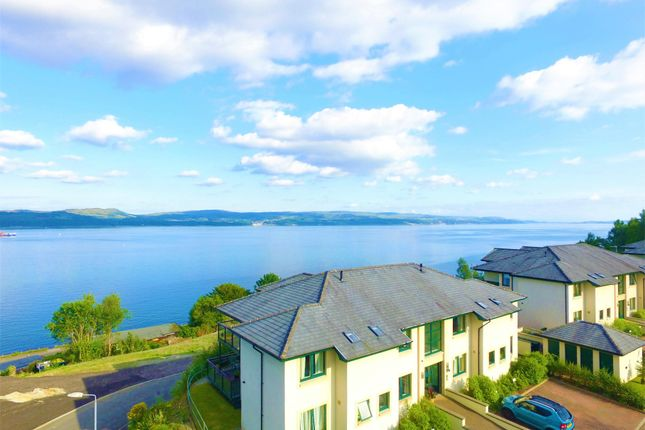 Thumbnail Flat for sale in 4 Gerhallow, Dunoon