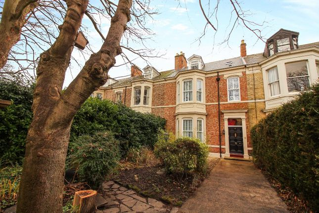 Thumbnail Terraced house for sale in Alma Place, North Shields