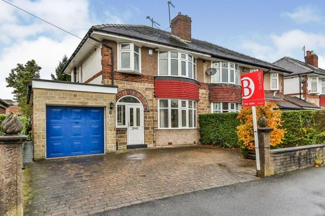 3 bed semi-detached house for sale in Norton Park Crescent, Sheffield S8
