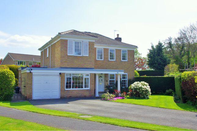 Thumbnail Detached house for sale in Rossett Avenue, Harrogate