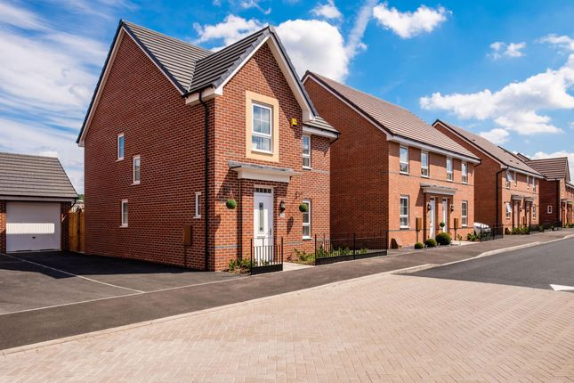 """Thumbnail Detached house for sale in """"Kingsley"""" at Akron Drive, Wolverhampton"""