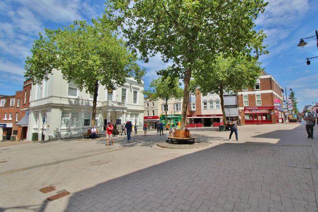 Market Square of Winchester Street, Basingstoke RG21