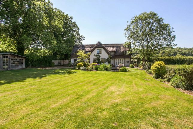 Thumbnail Detached house for sale in Limekiln Lane, Bishops Waltham, Hampshire