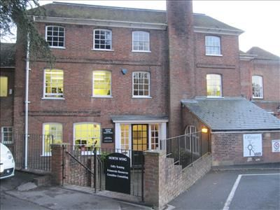 Thumbnail Office to let in 3 North Wing, Turkey Court, Turkey Mill Business Park, Ashford Road, Maidstone, Kent
