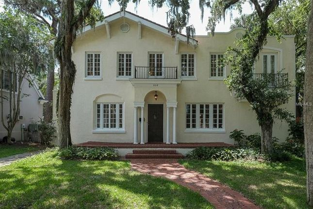 Thumbnail Property for sale in 804 Idlewood Avenue, Tampa, Florida, United States Of America