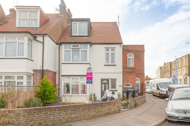 Thumbnail Terraced house for sale in Rancorn Road, Margate