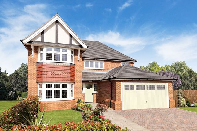 Detached house for sale in Woodford Garden Village, Chester Road, Woodford, Cheshire