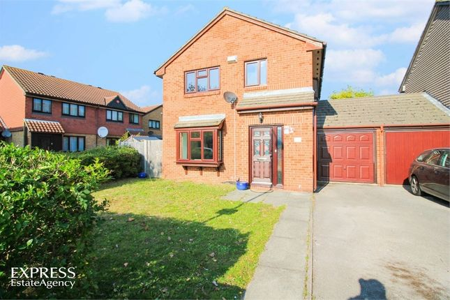 Thumbnail Detached house for sale in Bill Hamling Close, London